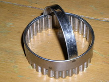 Tin Cookie Cutter,