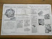 Anne Cabot's Crochet Pattern #5864  -  PTB