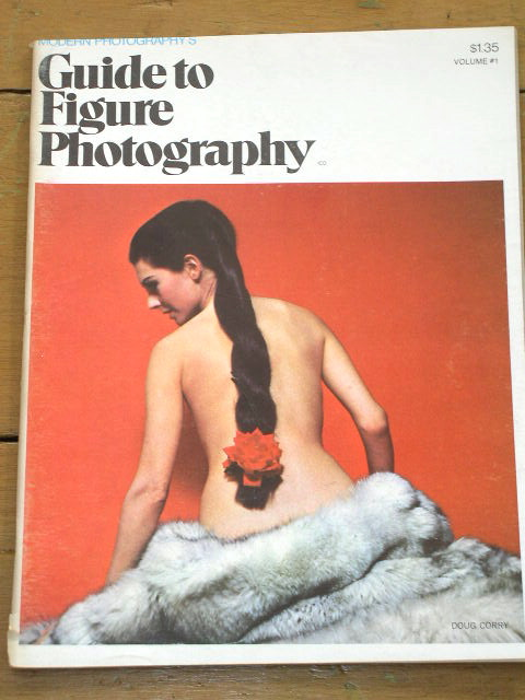 Modern Photography's Guide To Figure Photography Book