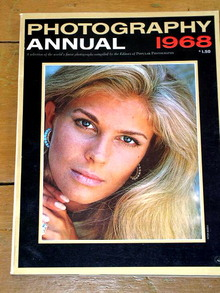 Popular Photography's Photographic Annual 1968 Book