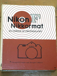 Nikon F, Nikkormat Handbook of Photography