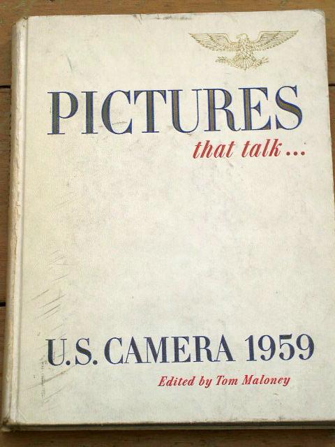 U S Camera 1959 Book