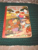 Three Little Pigs And How They Seek Their Fortunes Book