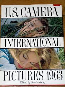 U S Camera 1963 Book