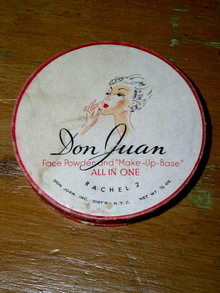 Don Juan Face Powder