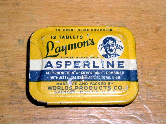 Laymon's Asperline