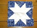 Star Quilt Block 1940's -  QB