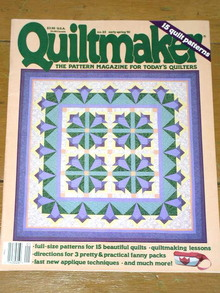 Quiltmaker Magazine, Issue #22  -  QM