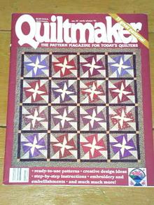Quiltmaker Magazine, Issue #25  -  QM