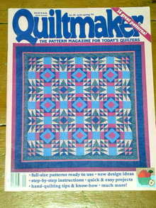 Quiltmaker Magazine, Issue #26  -  QM
