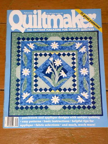 Quiltmaker Magazine, Issue #30  -  QM
