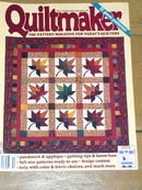Quiltmaker Magazine, Issue #33  -  QM