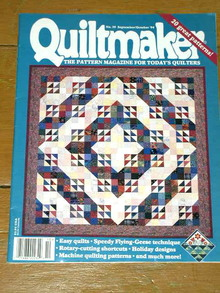 Quiltmaker Magazine, Issue #39  -  QM