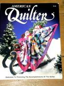 American Quilter, Vol #4-4  -  QM