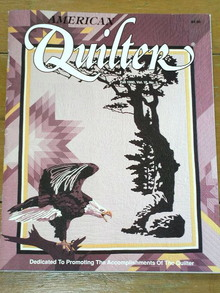 American Quilter, Vol #6-3  -  QM