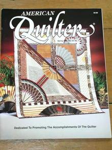 American Quilter, Vol #7-1  -  QM