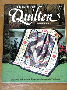 American Quilter, Vol #7-2  -  QM
