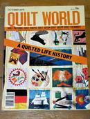 Quilt World Magazine, Oct 1978  -  QM