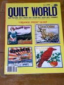 Quilt World Magazine, October 1980  -  QM