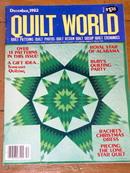 Quilt World Magazine,  December 1982  -  QM