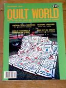 Quilt World Magazine,  December 1983  -  QM