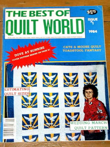 Quilt World Magazine,  Best of Quilt World #1  -  QM