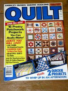 Quilt Magazine, 1980  -  QM