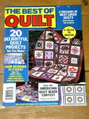 Best of Quilt Magazine, 1982  -  QM