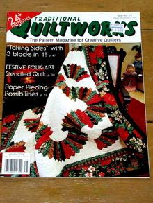 Traditional Quiltworks Magazine, 1994  -  QM