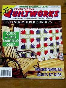 Traditional Quiltworks Magazine, 1994  -  QM