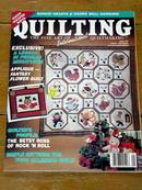 Quilting International Magazine, 1991  -  QM
