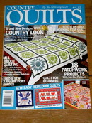 Country Quilts Magazine, 1993  -  QM