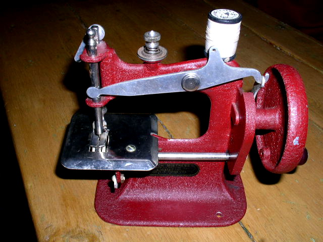 Stitch-Mistress Child's Sewing Machine