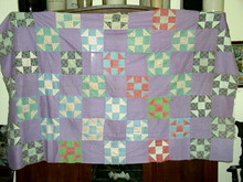 Shoo-Fly Quilt Top -  QTP - SALE ITEM