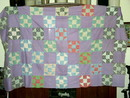 Shoo-Fly Quilt Top -  QTP