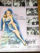Blithe Spirit - Life Magazine Movie Ad