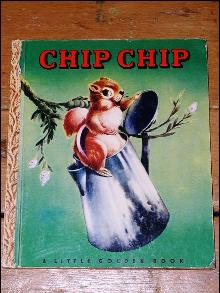 Chip Chip,  Little Golden Book,  Second Printing.