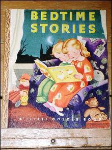 Bedtime Stories,  Little Golden Book.