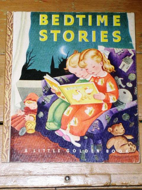 Bedtime Stories,  Little Golden Book.