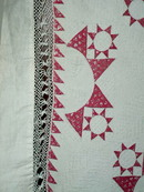 8 Pointed Star Pattern Quilt -  QLT