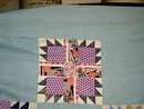 Bear Paw Quilt Top -  QTP