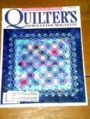 Quilter's Newsletter Magazine, Vol #313  -  QM