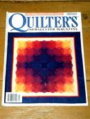 Quilter's Newsletter Magazine, Vol #320  -  QM