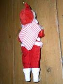Christmas Santa Figure