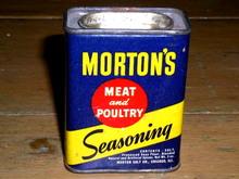 Morton's Seasoning