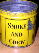 Eight Brothers Tobacco Tin