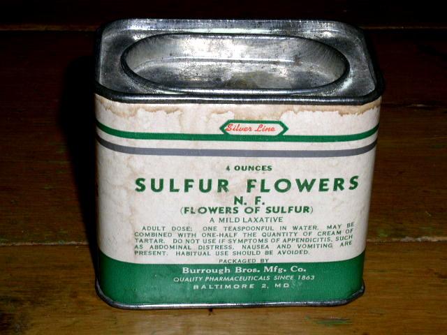 Sulfur Flowers