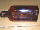 H. Clay Clover Co. Bottle