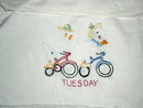Day of the Week Towels