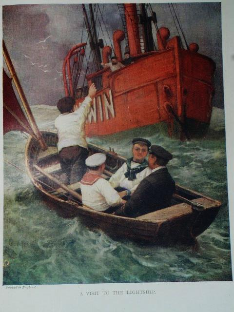 Chatterbox 1910
